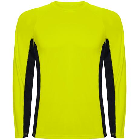 giallo fluo/nero